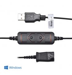 JPL BL-05MS+P USB-A į QD...