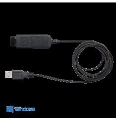 JPL BL-053/54+P USB-A į QD...